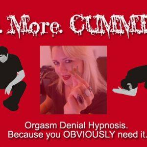 chastity hypnosis