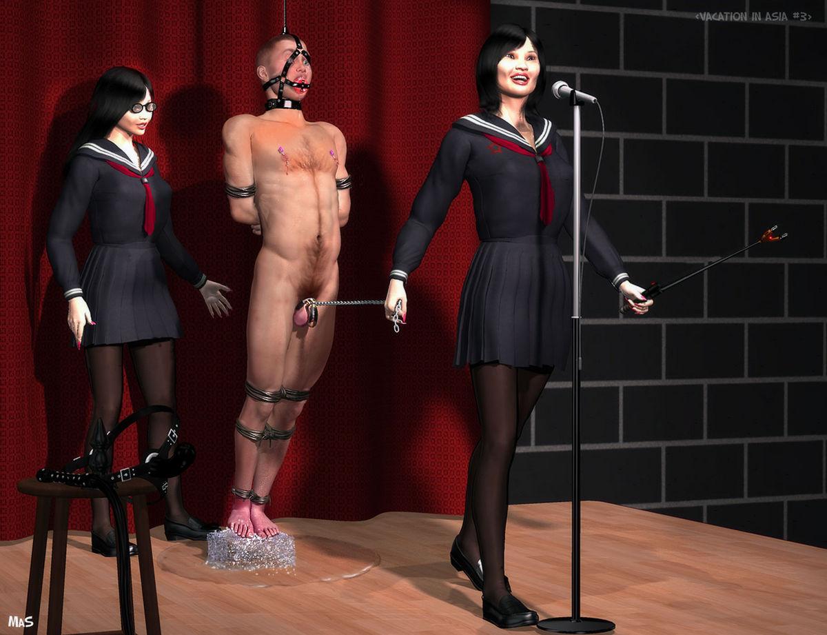 Male femdom gyno humiliation stories